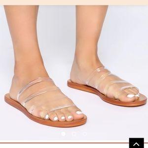 Size 9 2020 Fashion Nova sandals
